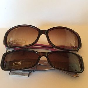 Accessories - 2 pair of sunglasses, new with tags!